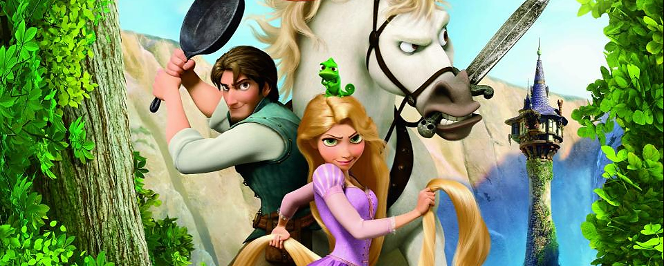 Alumni Work on Disney's Tangled