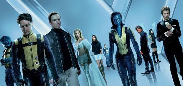 Alumni Work on X-Men First Class