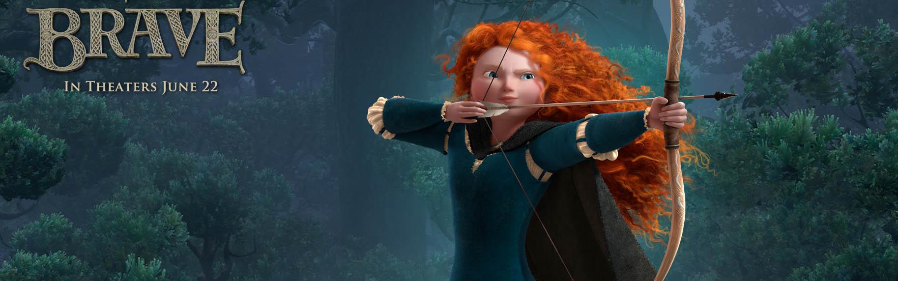 Alumni Work on Pixar's Brave