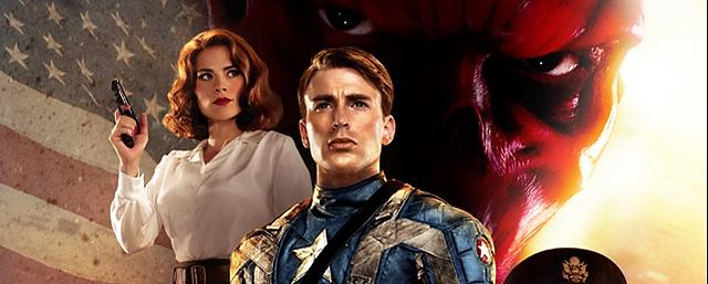 Alumni Work on Captain America
