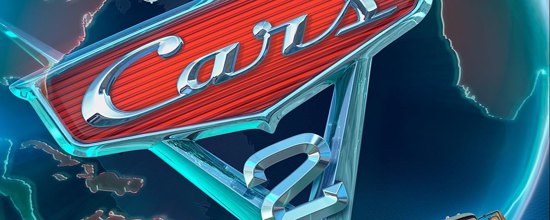 Alumni Work on Pixar's Cars 2