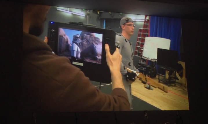 LucasFilm shares Game Engine Vision