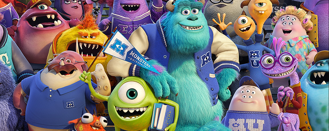 Alumni Work on Monsters University