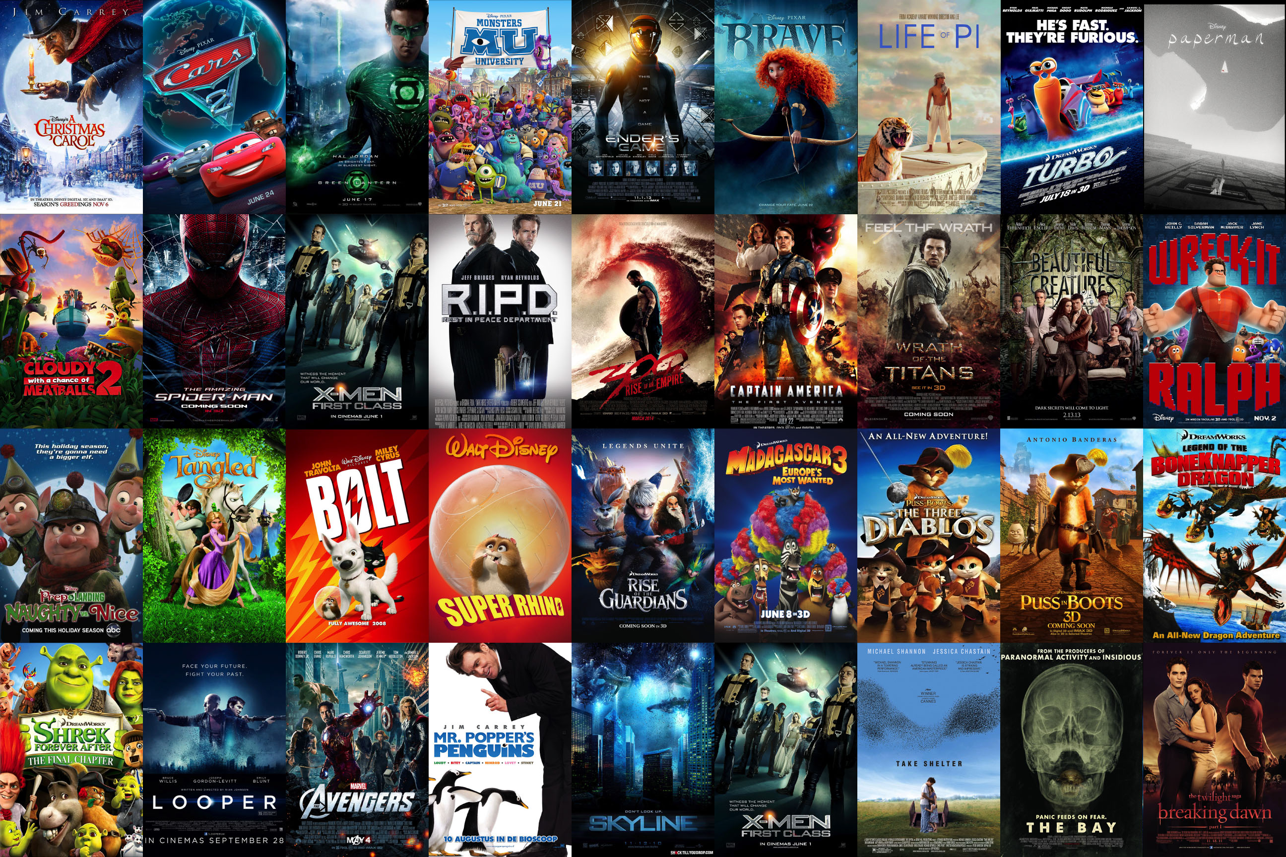 movie sequels movies posters films animation summer poster film feature hollywood collage most than drexel making blockbuster christmas blockbusters lab