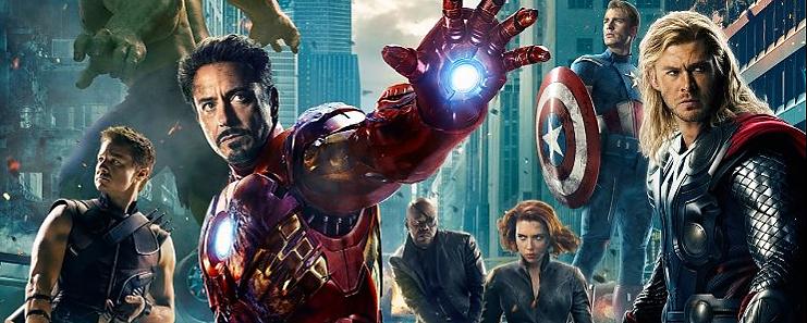 Alumni Work on The Avengers