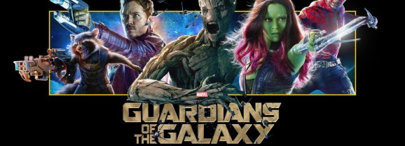 Alumni Work on Guardians of the Galaxy