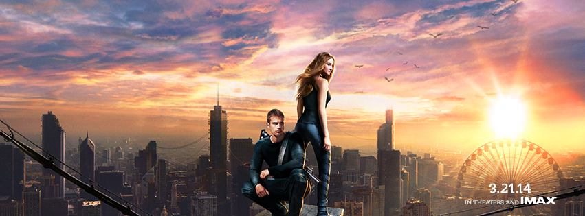 Alumni work on Divergent