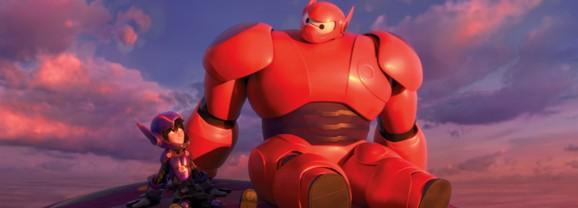 Alumni Work on Big Hero 6