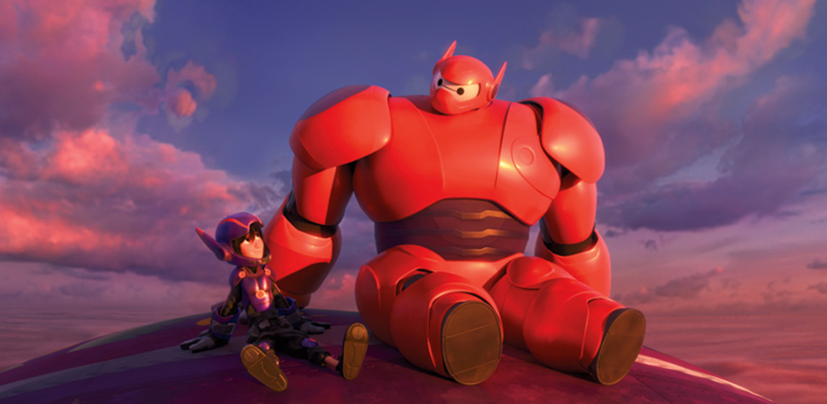 Alumni Work on Big Hero 6
