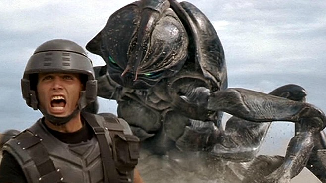 Starship Troopers Screening