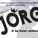 FJORG! 24 Hour Animation Jam