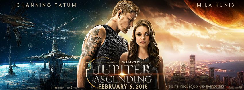 Alumni Work on Jupiter Ascending