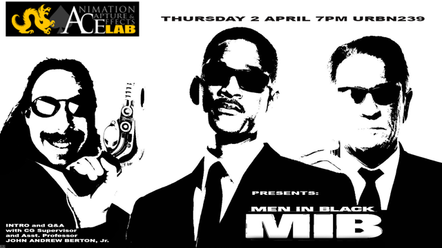 Men In Black Screening with John Berton