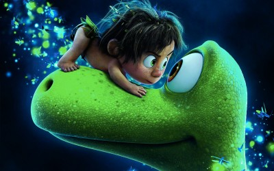 "Alumni work on ""The Good Dinosaur"""