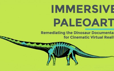 Immersive Paleoart Thesis Project