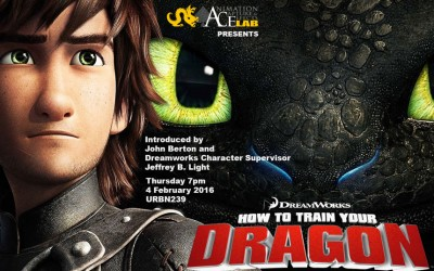 How to Train Your Dragon Screening
