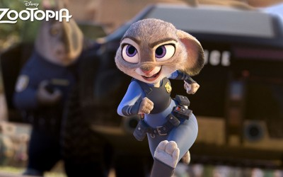 Alumni Work on Disney's Zootopia