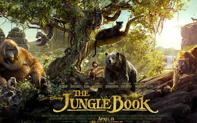 Alumni Work on The Jungle Book