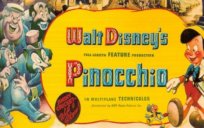 Pinocchio Screening w/Ted Artz