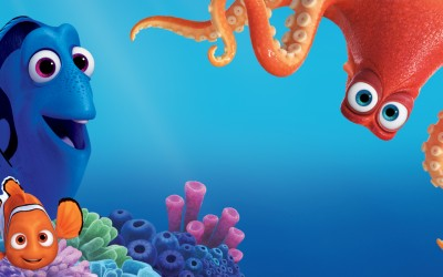 Alumni Work on Pixar's Finding Dory