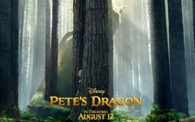 Alumni Work on Pete's Dragon