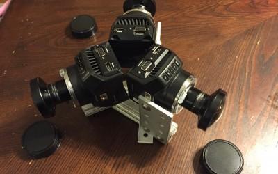3-Camera Rig