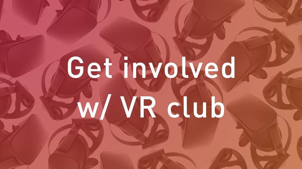 VR Club: First Winter Term Meeting