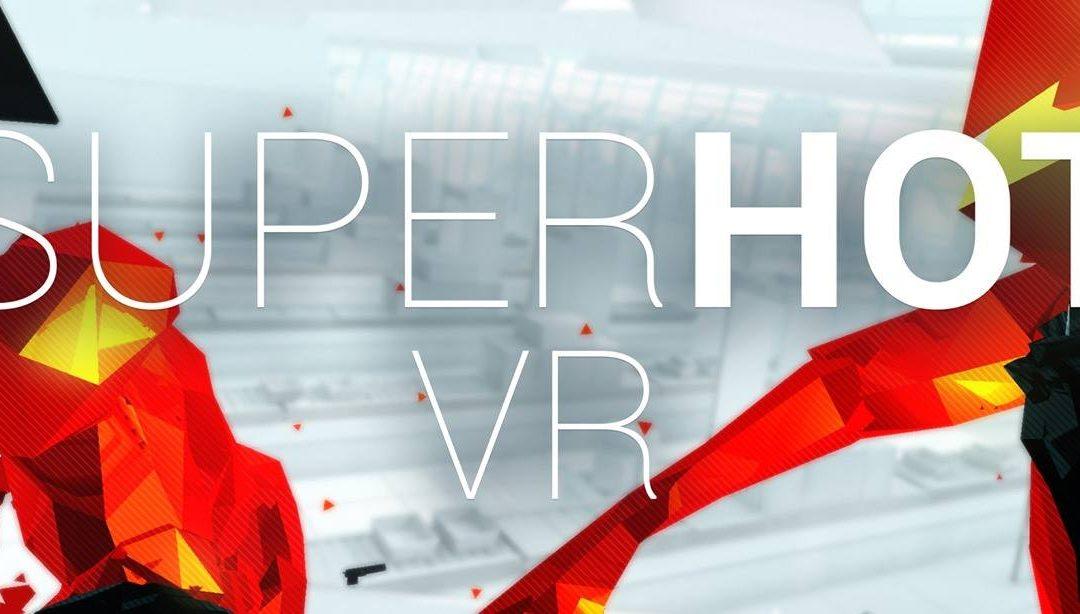 VR Demo: SUPERHOT