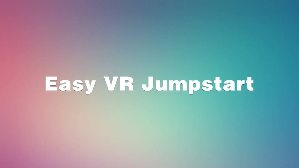 How To Create a HTC Vive/Oculus Rift App