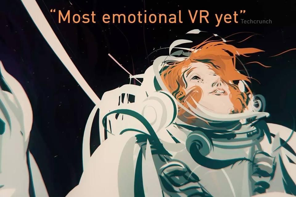 VR Screening: Dear Angelica