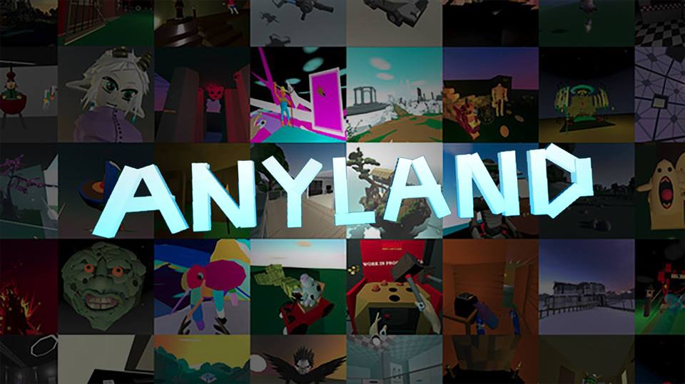 Showcase: Anyland – Create Your Own Multiplayer VR World