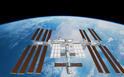 Alumni work on Mission: ISS VR Experience