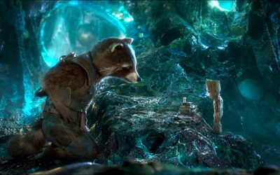 Alumni Work on Guardians of the Galaxy vol.2