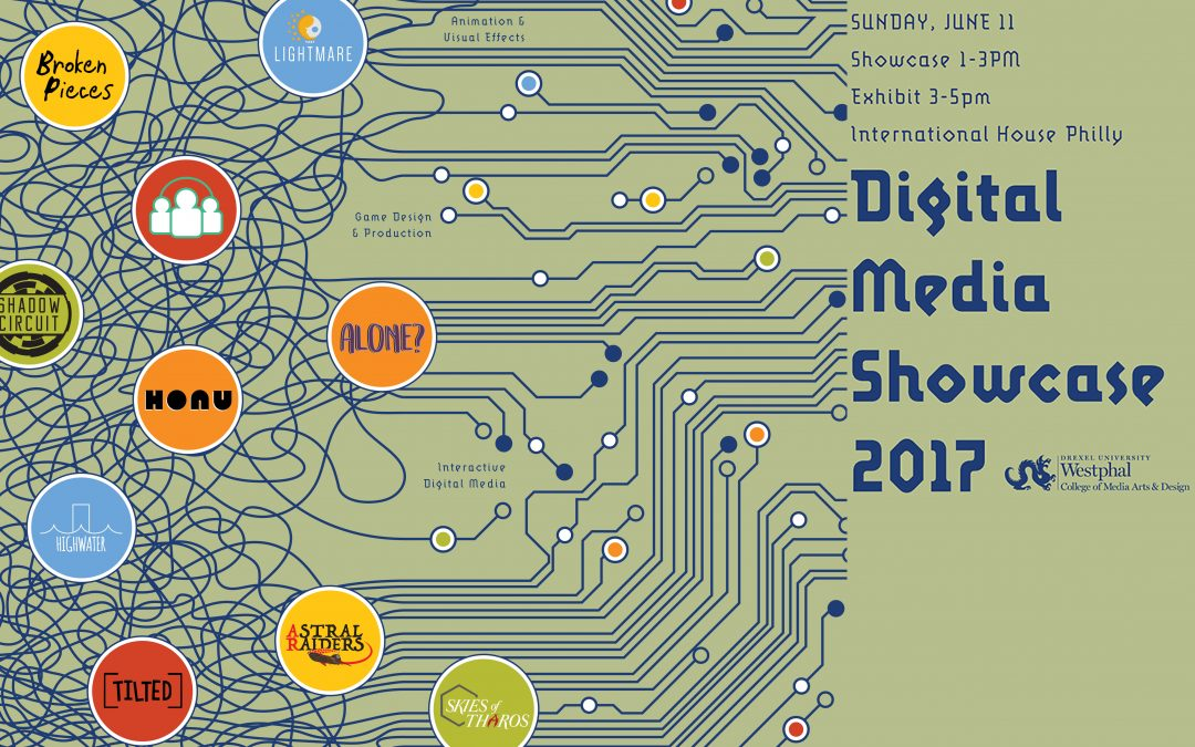 Drexel Digital Media Showcase 2017