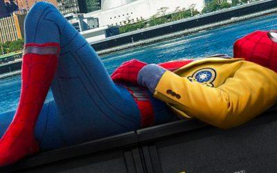 Alumni Work on Spiderman Homecoming