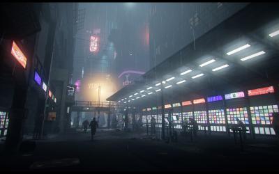 Alumni Work on Blade Runner 2049: Memory Lab VR