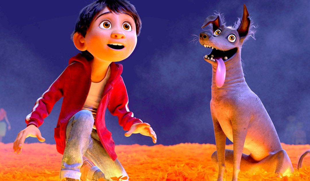 Alumni Work on Pixar's Coco
