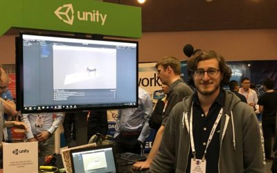 Q&A with Unity VR/AR Evangelist Dan Miller