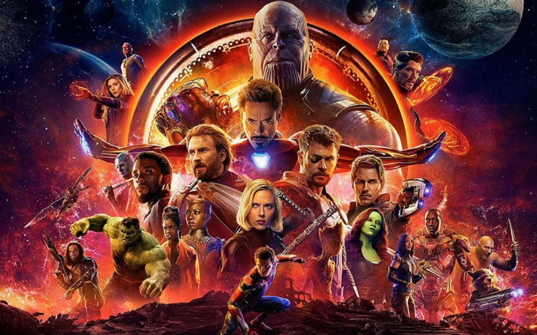 Alumni Work on Avengers Infinity War