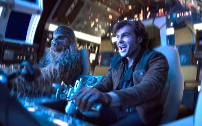 Alumni Work on Solo: A Star Wars Story