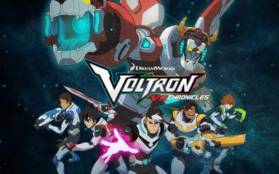 Alumni work on DreamWorks Voltron VR Chronicles