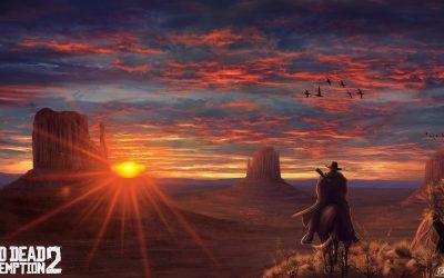 Alumni work on Red Dead Redemption II