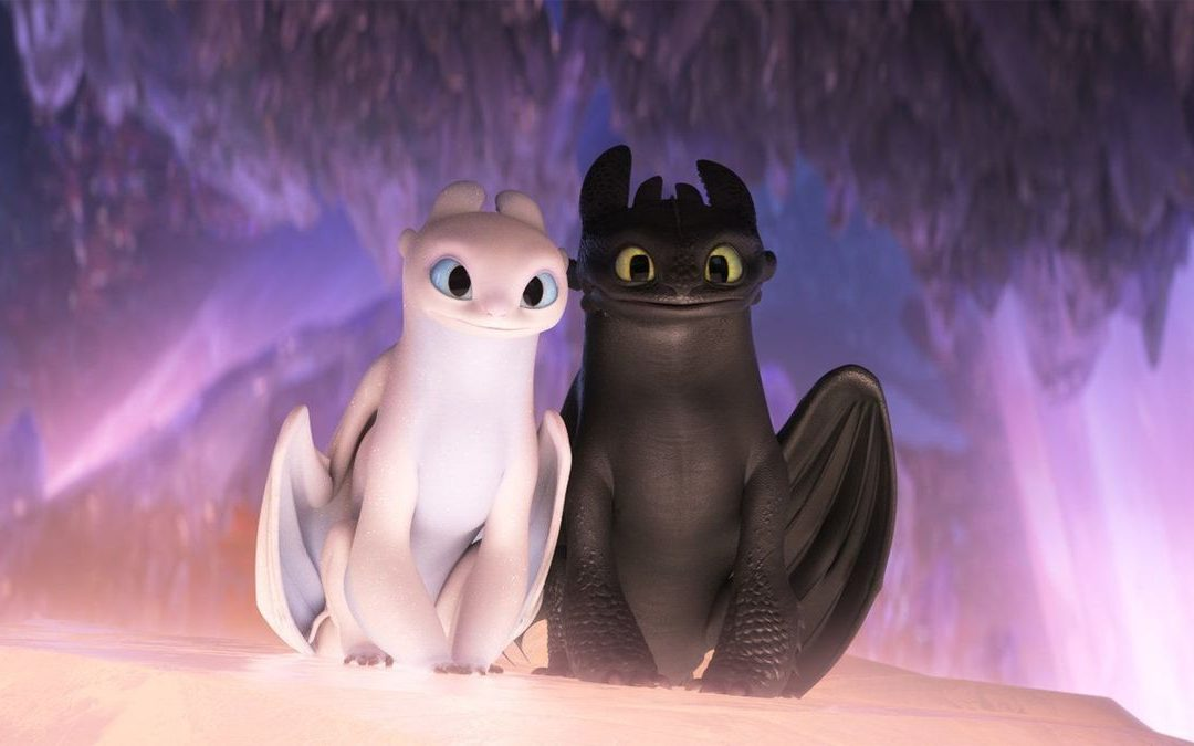 Alumni Work on How to Train Your Dragon: The Hidden World