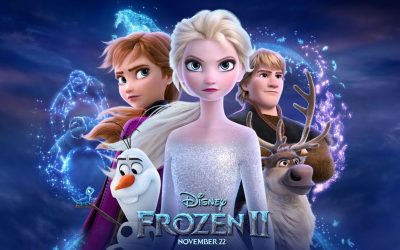 Alumni Work on Frozen 2