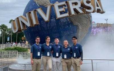 Drexel Students Take Honors in Thrill Design Competition