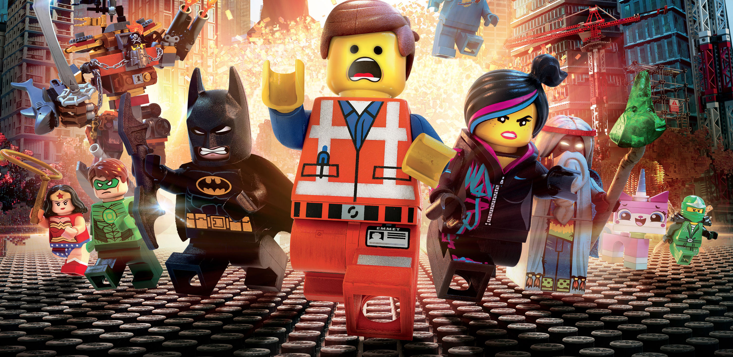 Lego Movie Video Conference & Screening