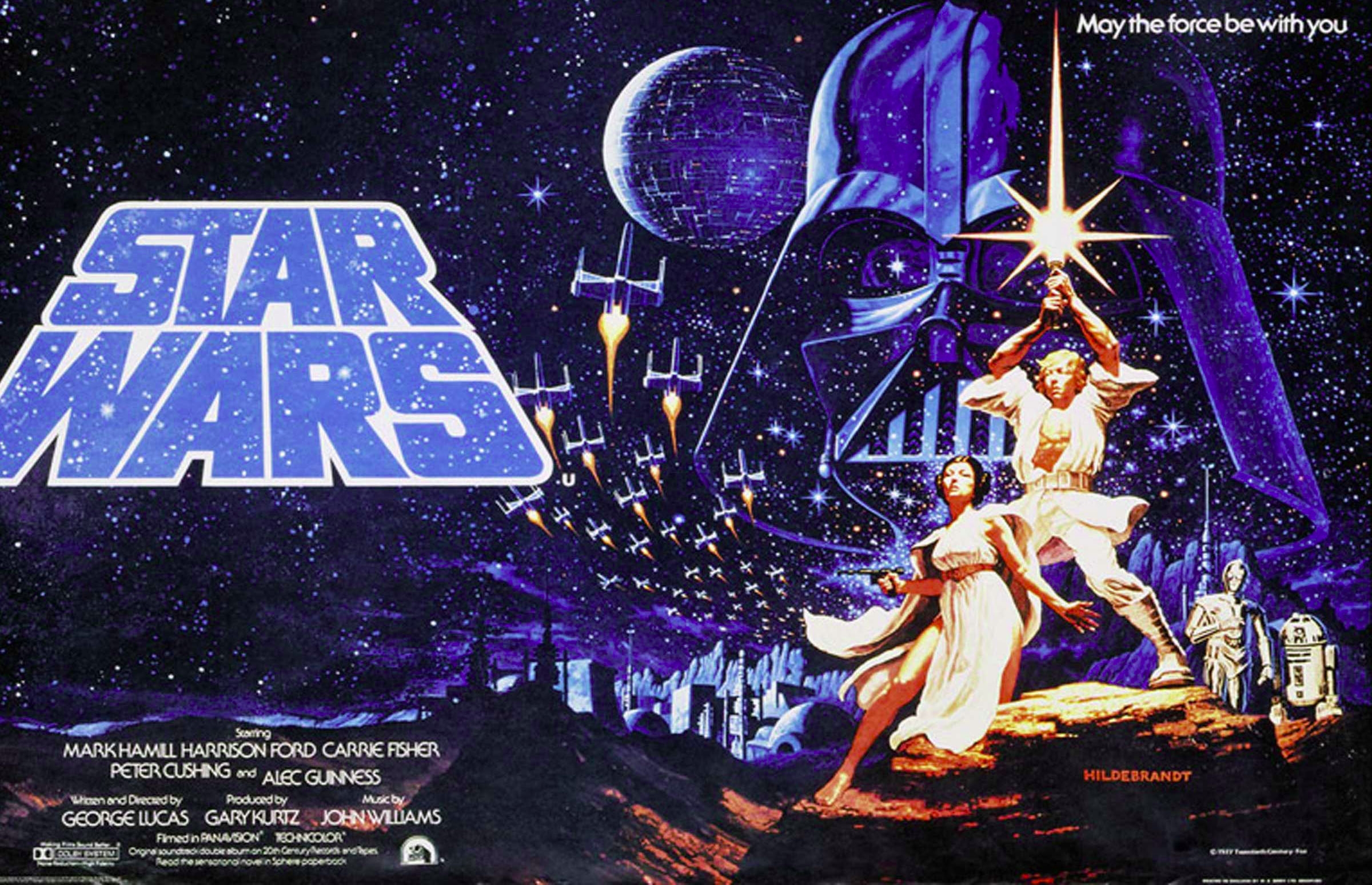 May The Fourth – Star Wars (1977) Screening