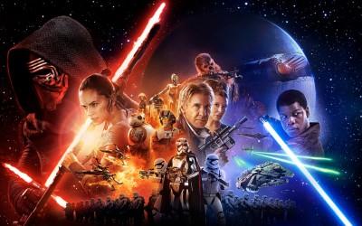 Star Wars: The Force Awakens Screening with Sound Designer David Acord of Skywalker Sound