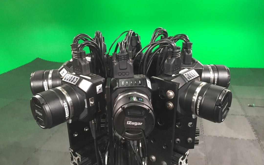 360° Studio Camera Rig