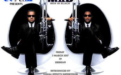 Men In Black Screening